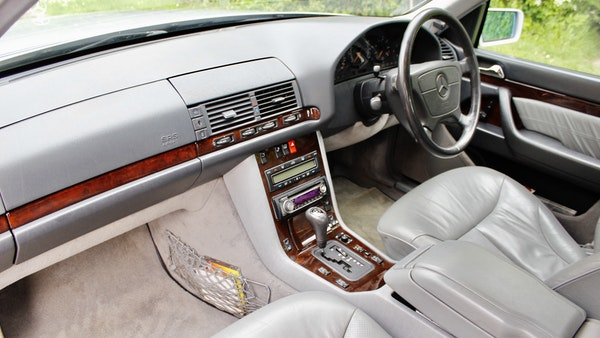 1998 Mercedes-Benz S280 W140 For Sale (picture 33 of 110)