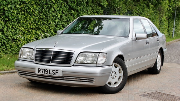 1998 Mercedes-Benz S280 W140 For Sale (picture 1 of 110)
