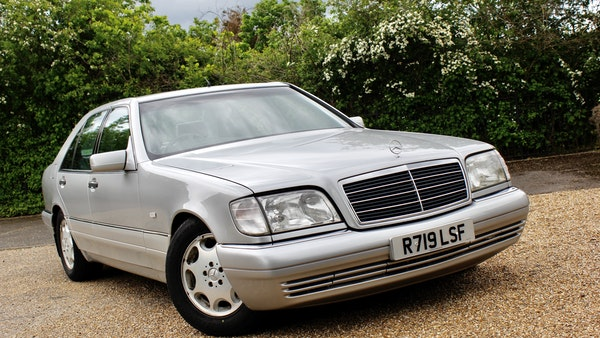1998 Mercedes-Benz S280 W140 For Sale (picture 15 of 110)