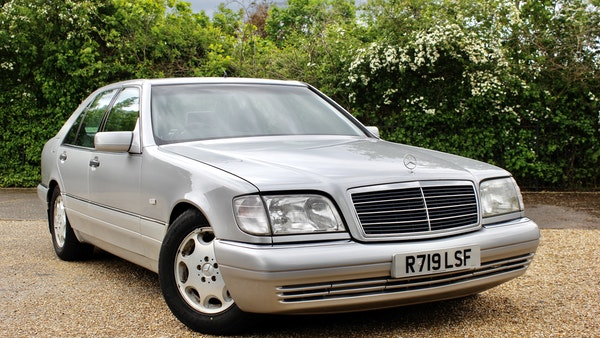 1998 Mercedes-Benz S280 W140 For Sale (picture 9 of 110)