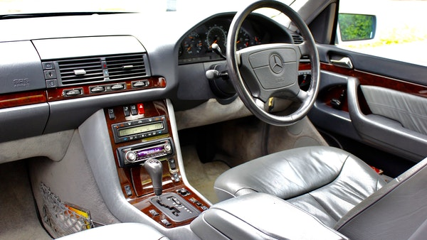 1998 Mercedes-Benz S280 W140 For Sale (picture 38 of 110)
