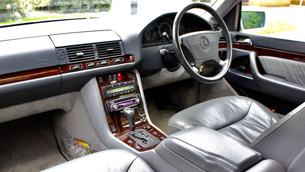 1998 Mercedes-Benz S280 W140 For Sale (picture 37 of 110)