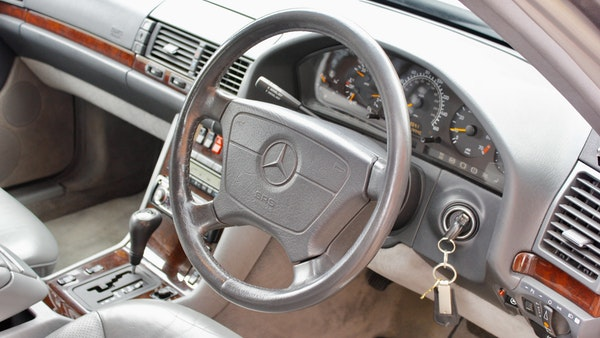 1998 Mercedes-Benz S280 W140 For Sale (picture 28 of 110)