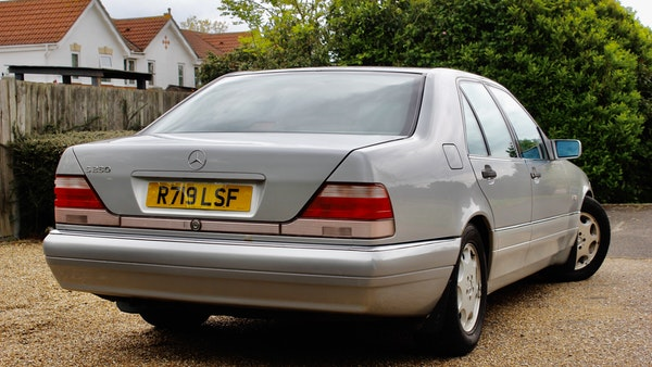 1998 Mercedes-Benz S280 W140 For Sale (picture 10 of 110)