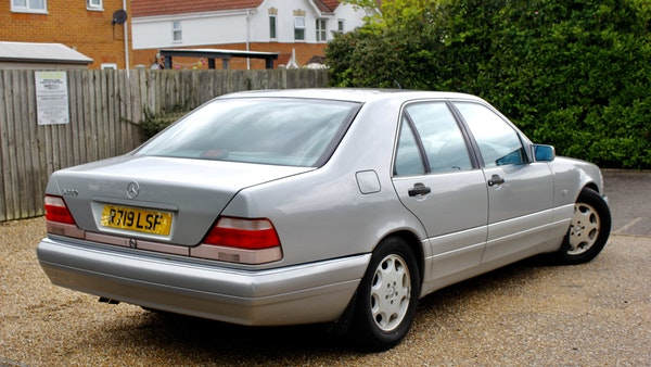 1998 Mercedes-Benz S280 W140 For Sale (picture 11 of 110)