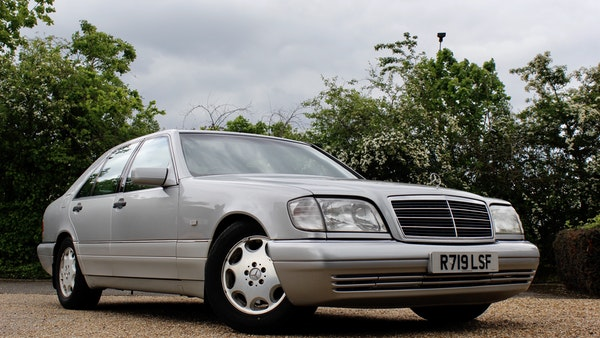 1998 Mercedes-Benz S280 W140 For Sale (picture 16 of 110)