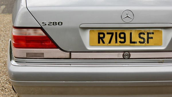 1998 Mercedes-Benz S280 W140 For Sale (picture 82 of 110)