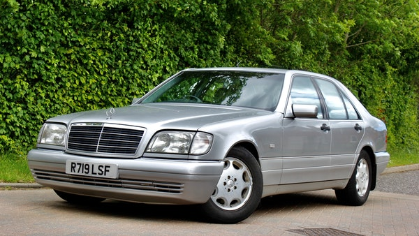1998 Mercedes-Benz S280 W140 For Sale (picture 3 of 110)