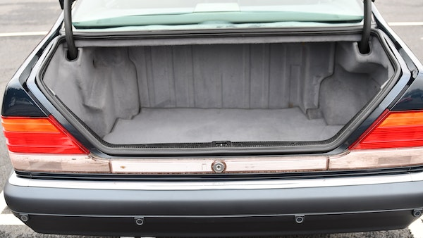 RESERVE LOWERED - 1995 Mercedes-Benz S600 V12 For Sale (picture 83 of 133)