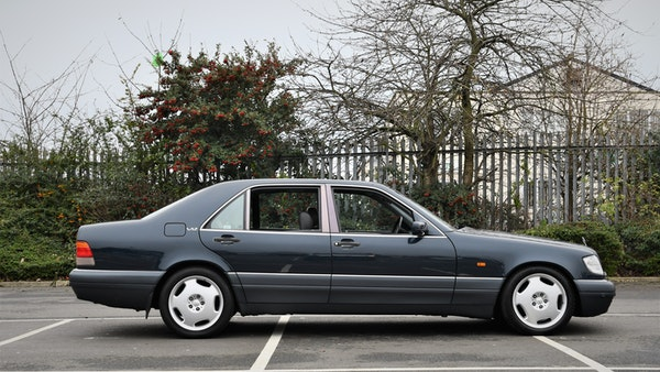 RESERVE LOWERED - 1995 Mercedes-Benz S600 V12 For Sale (picture 10 of 133)