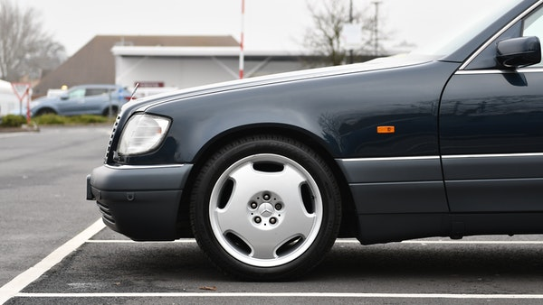 RESERVE LOWERED - 1995 Mercedes-Benz S600 V12 For Sale (picture 74 of 133)