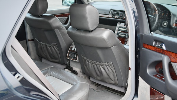 RESERVE LOWERED - 1995 Mercedes-Benz S600 V12 For Sale (picture 42 of 133)