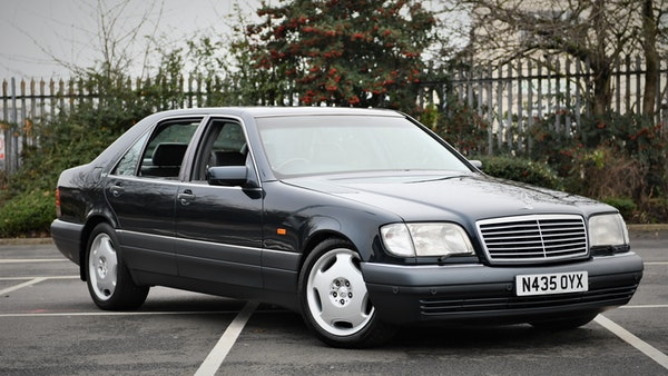 RESERVE LOWERED - 1995 Mercedes-Benz S600 V12 For Sale (picture 4 of 133)