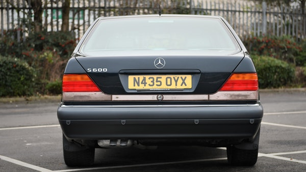 RESERVE LOWERED - 1995 Mercedes-Benz S600 V12 For Sale (picture 7 of 133)