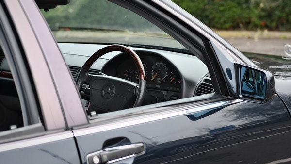 RESERVE LOWERED - 1995 Mercedes-Benz S600 V12 For Sale (picture 67 of 133)