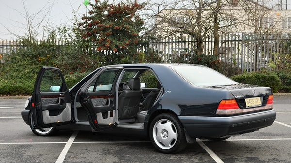 RESERVE LOWERED - 1995 Mercedes-Benz S600 V12 For Sale (picture 9 of 133)