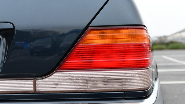 RESERVE LOWERED - 1995 Mercedes-Benz S600 V12 For Sale (picture 80 of 133)