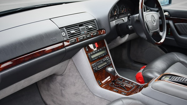 RESERVE LOWERED - 1995 Mercedes-Benz S600 V12 For Sale (picture 19 of 133)