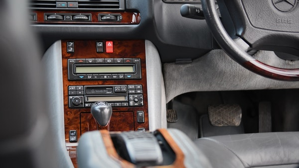 RESERVE LOWERED - 1995 Mercedes-Benz S600 V12 For Sale (picture 22 of 133)