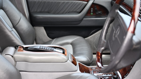 RESERVE LOWERED - 1995 Mercedes-Benz S600 V12 For Sale (picture 37 of 133)
