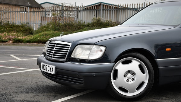 RESERVE LOWERED - 1995 Mercedes-Benz S600 V12 For Sale (picture 85 of 133)