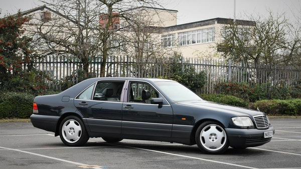 RESERVE LOWERED - 1995 Mercedes-Benz S600 V12 For Sale (picture 8 of 133)