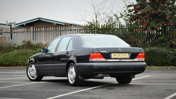 RESERVE LOWERED - 1995 Mercedes-Benz S600 V12 For Sale (picture 3 of 133)