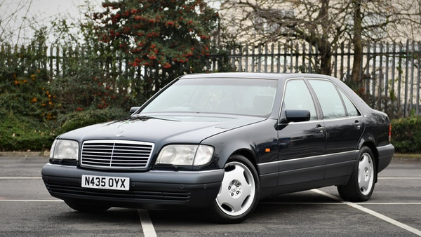 RESERVE LOWERED - 1995 Mercedes-Benz S600 V12 For Sale (picture 1 of 133)