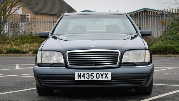 RESERVE LOWERED - 1995 Mercedes-Benz S600 V12 For Sale (picture 6 of 133)