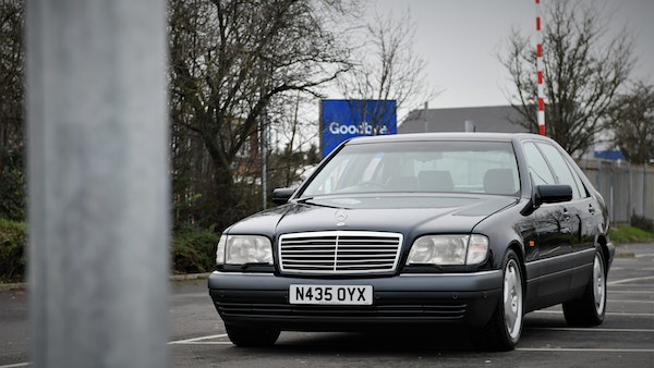 RESERVE LOWERED - 1995 Mercedes-Benz S600 V12 For Sale (picture 12 of 133)