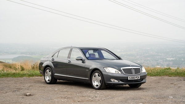 2006 Mercedes-Benz S600 V12 For Sale (picture 17 of 88)