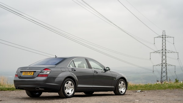 2006 Mercedes-Benz S600 V12 For Sale (picture 22 of 88)