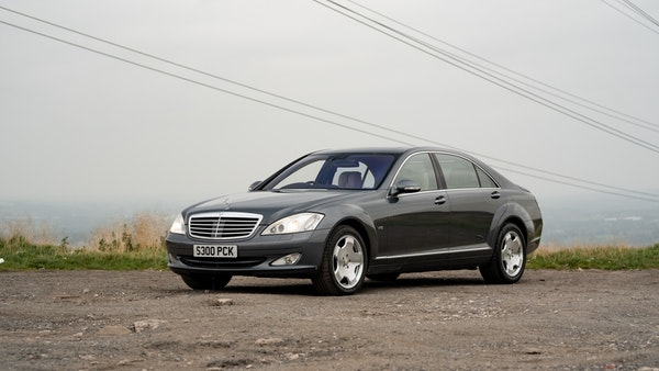 2006 Mercedes-Benz S600 V12 For Sale (picture 8 of 88)