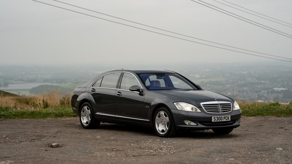 2006 Mercedes-Benz S600 V12 For Sale (picture 4 of 88)