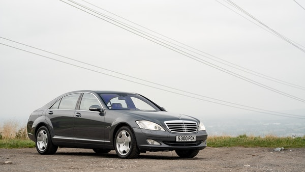 2006 Mercedes-Benz S600 V12 For Sale (picture 13 of 88)