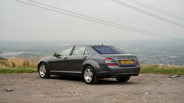 2006 Mercedes-Benz S600 V12 For Sale (picture 20 of 88)