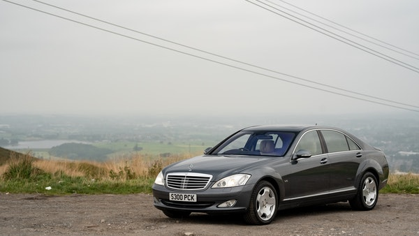 2006 Mercedes-Benz S600 V12 For Sale (picture 19 of 88)