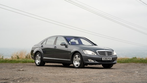 2006 Mercedes-Benz S600 V12 For Sale (picture 12 of 88)
