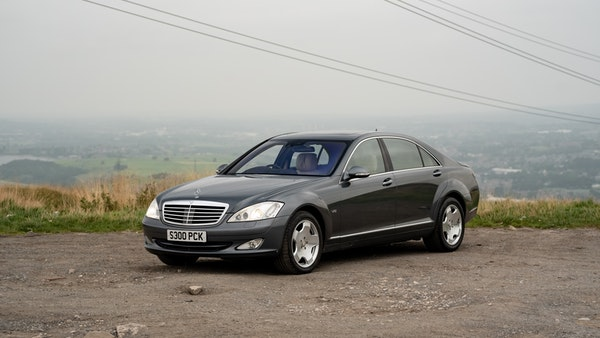 2006 Mercedes-Benz S600 V12 For Sale (picture 1 of 88)