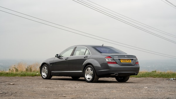 2006 Mercedes-Benz S600 V12 For Sale (picture 21 of 88)