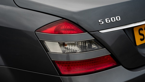 2006 Mercedes-Benz S600 V12 For Sale (picture 85 of 88)