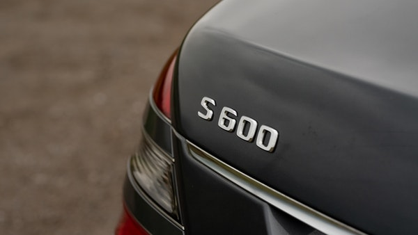 2006 Mercedes-Benz S600 V12 For Sale (picture 82 of 88)