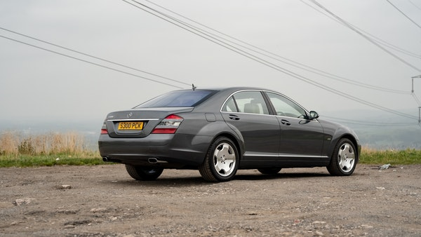 2006 Mercedes-Benz S600 V12 For Sale (picture 23 of 88)