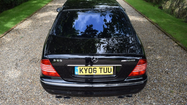 2006 Mercedes - Benz S65 AMG For Sale (picture 13 of 87)