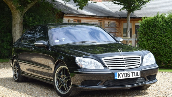 2006 Mercedes - Benz S65 AMG For Sale (picture 1 of 87)