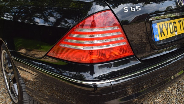 2006 Mercedes - Benz S65 AMG For Sale (picture 58 of 87)