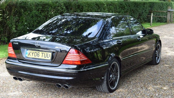 2006 Mercedes - Benz S65 AMG For Sale (picture 10 of 87)
