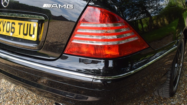 2006 Mercedes - Benz S65 AMG For Sale (picture 59 of 87)