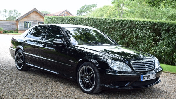 2006 Mercedes - Benz S65 AMG For Sale (picture 11 of 87)