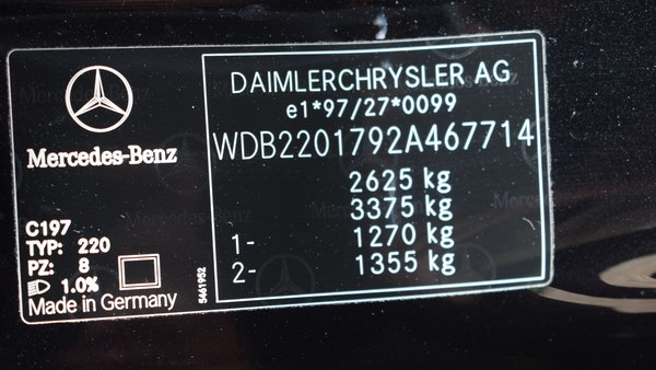 2006 Mercedes - Benz S65 AMG For Sale (picture 74 of 87)